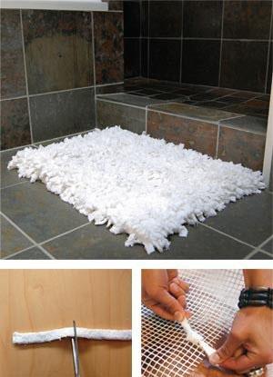ranku darbo kilimelis voniai
