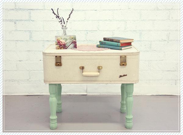 staliukas iš seno lagamino