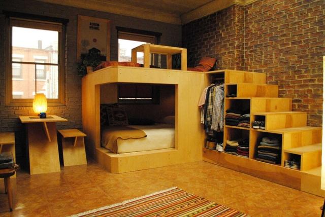 miegamasis kube