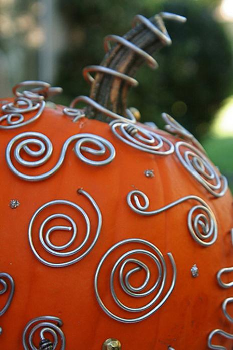 moliugas vielos dekoracijos