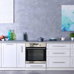 virtuve pilka